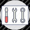 adjustable tools, garage, tools, maintenance, repairing tool