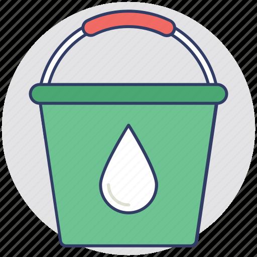 barrel, bucket, container, pail, vessel icon