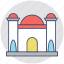 house of god, house of worship, masjid, mosque, religious building icon