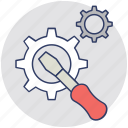 cogwheel, configuration, maintenance, service tool, settings icon