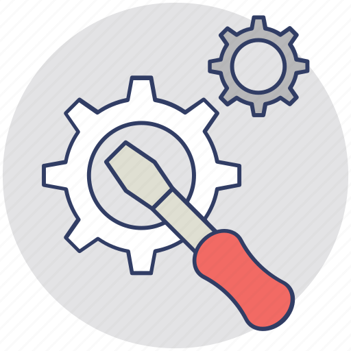 Cogwheel, configuration, maintenance, service tool, settings icon - Download on Iconfinder