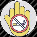 no smoking, tobacco free zone, no cigarette, smoking prohibited, quit smoking