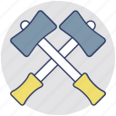 blacksmith, garage tool, hammer, hand tool, nail fixer icon
