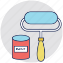 home painting, home renovation, paint roller, painting, wall painting