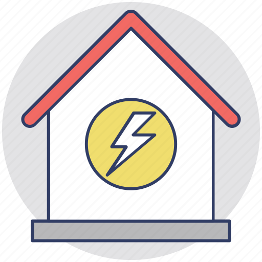 electrical energy, electricity station, energy power station, grid station, power plant icon
