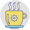 breakfast, hot tea, instant tea, morning, tea icon