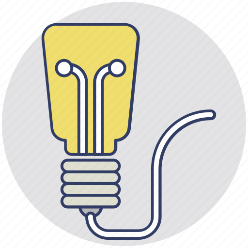 Bulb, electric bulb, electricity, energy saver bulb, innovation, light icon - Download on Iconfinder