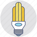 bulb, electric bulb, electricity, energy saver bulb, innovation, light icon