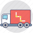 commercial vehicle, plumber service, plumbing, plumbing truck, plumbing vehicle icon