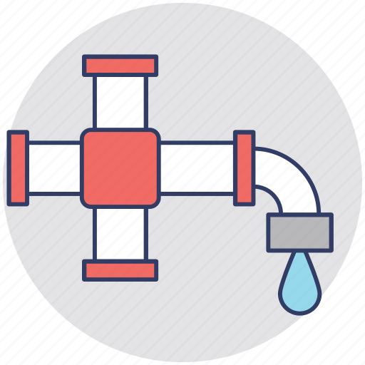 Faucet, plumbing, pvc, sanitary fitting, water tap icon - Download on Iconfinder