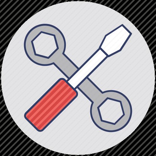 adjustable tools, garage, maintenance, repairing tool, tools icon