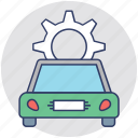 auto maintenance, auto mechanic, auto service, car repair, car service icon