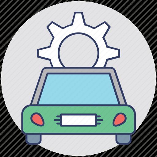 auto maintenance, auto mechanic, auto service, car repair, car service icon