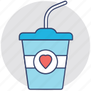 coffee, coffee cup, disposable coffee cup, paper coffee cup, take away coffee icon