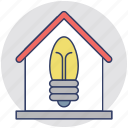 electrical energy, electricity home, energy power station, grid station, power plant icon