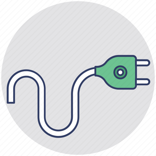 electric plug, electricity, electricity supply, power cord, power plug icon