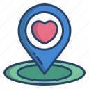 map, pointer