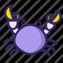 animal, cancer, crab, horoscope, sea, sign, zodiac
