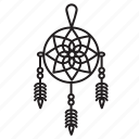 catch, catcher, dream, dreamcatcher, good, greamer, nightmare icon