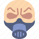 creepy, emojis, halloween, horror, mask, scary, spooky icon