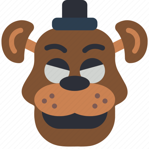 creepy, emojis, freddy, halloween, horror, scary, spooky icon
