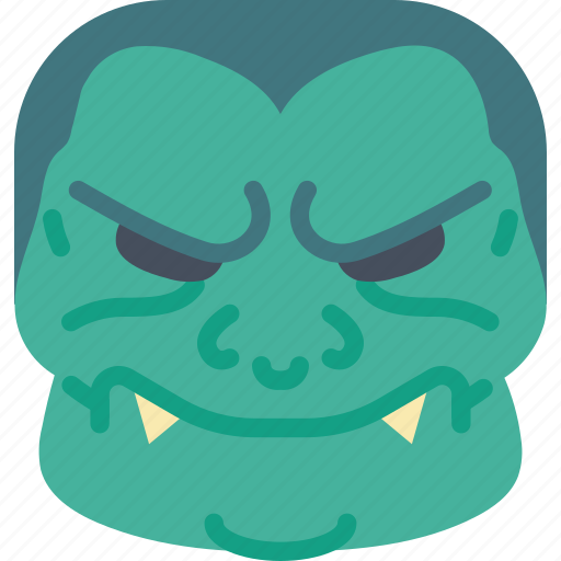 creepy, emojis, halloween, horror, monster, scary, spooky icon