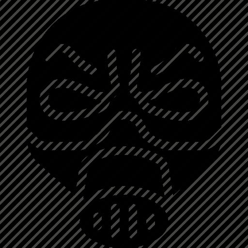 creepy, emojis, halloween, horror, man, scary, spooky icon