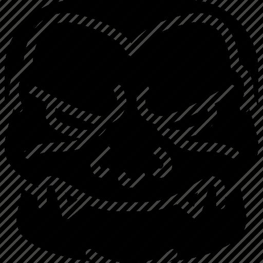 creepy, emojis, halloween, horror, monster, scary, spooky icon