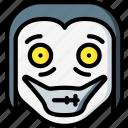 creepy, emojis, halloween, horror, jeff, killer, scary