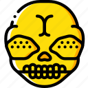 creepy, demon, emojis, halloween, scary, spooky icon