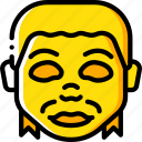 creepy, emojis, halloween, michael, myers, scary, spooky icon