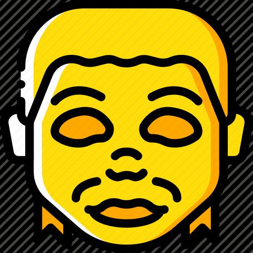creepy, emojis, halloween, michael, myers, scary, spooky icon