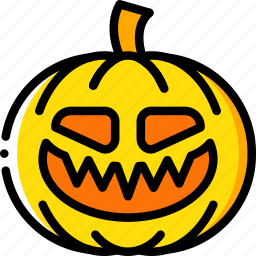 creepy, emojis, evil, halloween, pumpkin, scary, spooky icon