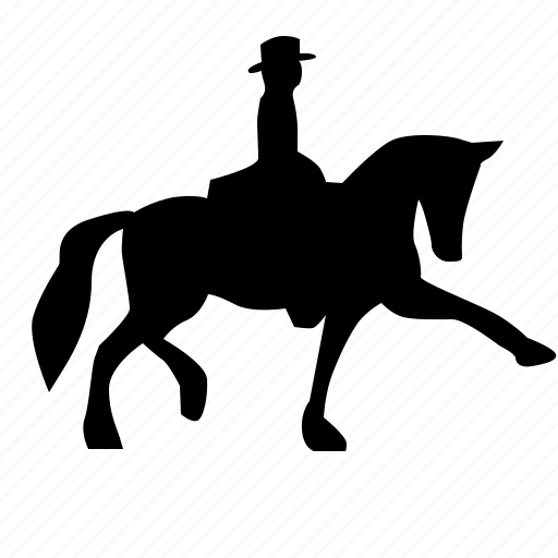 animal, game, horse, riding, sport icon