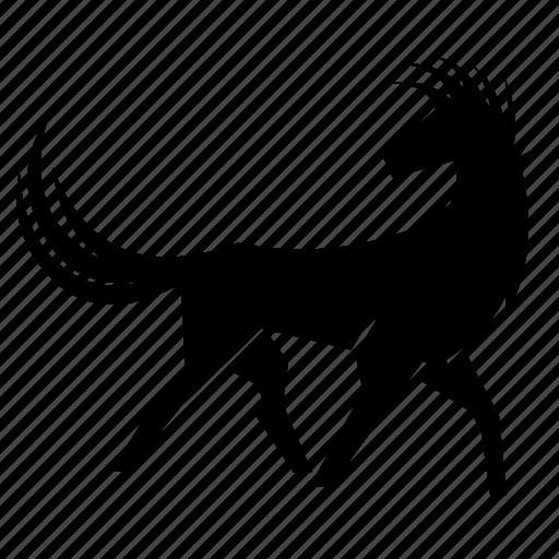 horse, mare, pony, power, race, speed, stud icon