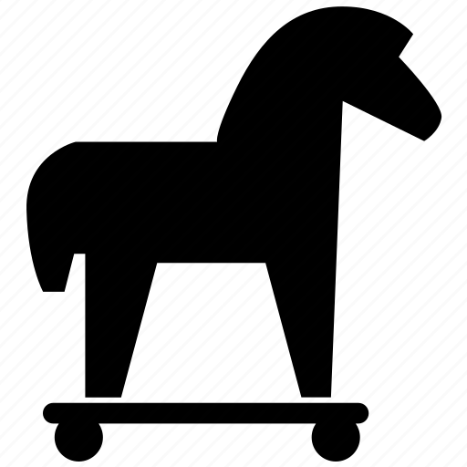 baby, child, game, horse, play, toy icon
