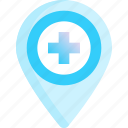 address, contact, health, hospital, location
