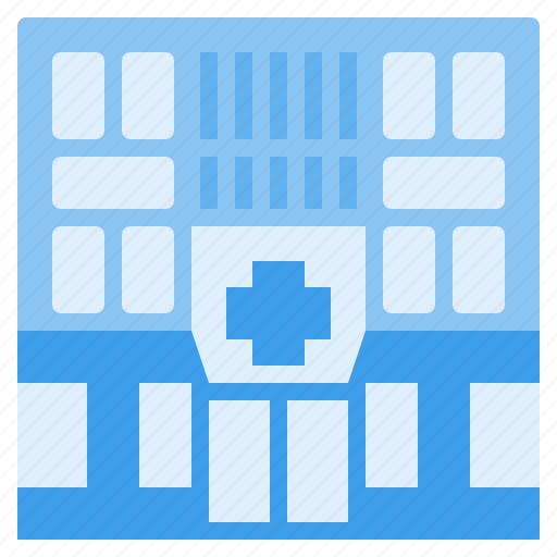 building, clinic, construction, estate, hospital, medical icon