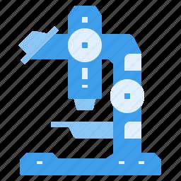 lab, laboratory, microscope, research, science icon