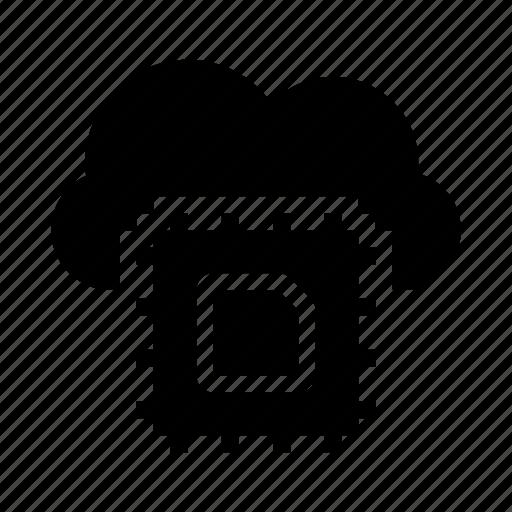 Brain, cpu, data, hosting icon - Download on Iconfinder