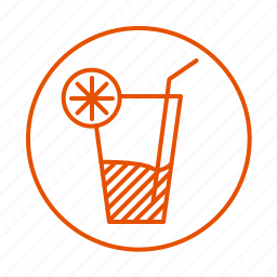coktail, drink, glass, juice icon