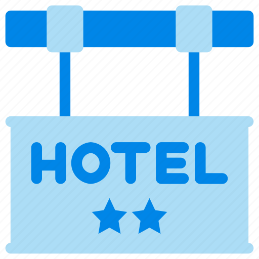 Hotel, location, sign icon - Download on Iconfinder