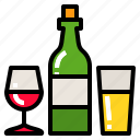 bar, club, cocktail, lounge icon