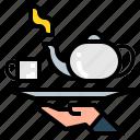 bar, beverage, coffee, tea icon