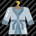 bathrobe, clothing, luxury, robe