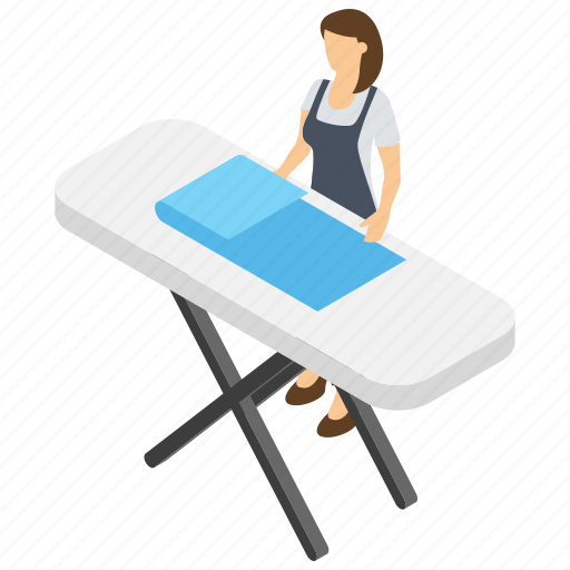 hotel ironing, ironing board, ironing furniture, ironing laundry, ironing stand icon