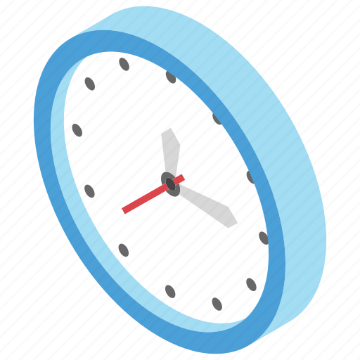 clock, numbering clock, time machine, time maker, timer, wall clock icon