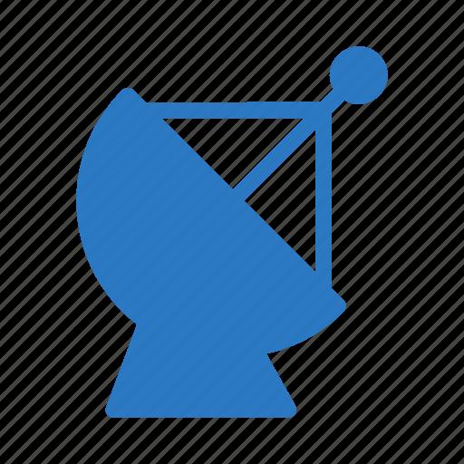 broadcast, dish, satellite, signal, wireless icon
