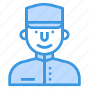 bellboy, holiday, hotel, receptionist, service, travel, vacation icon