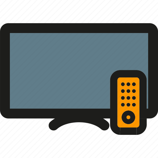 device, display, monitor, screen, technology, television, tv icon